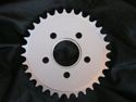 32 Tooth Rear Sprocket for use with HD Wheels & XS-650 Yamaha